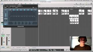 Logic Pro 9 Tutorial - Vocal Production (Beginning to End) #1