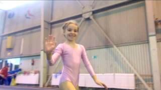 II взрослый разряд гимнастическая дорожка