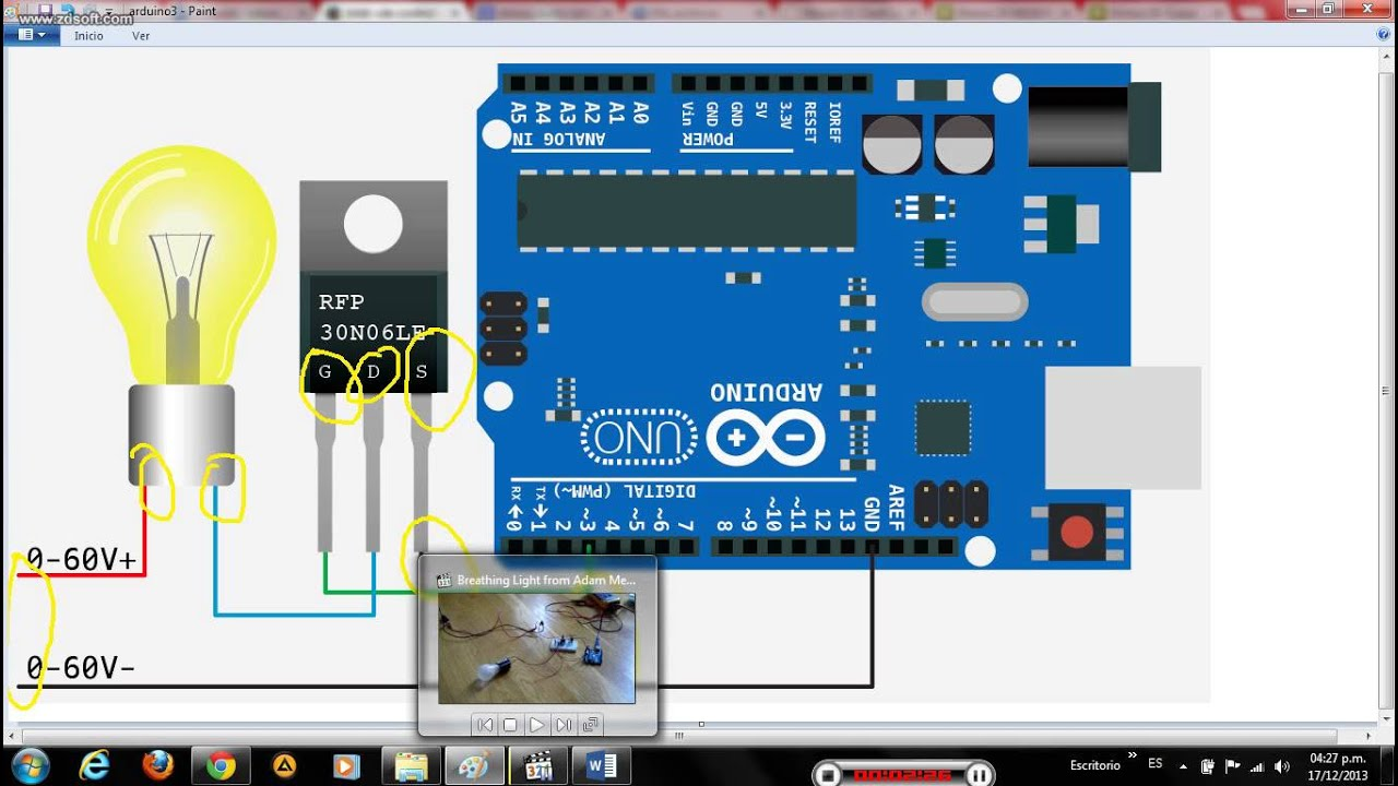NChannel Power MOSFET Switching Tutorial