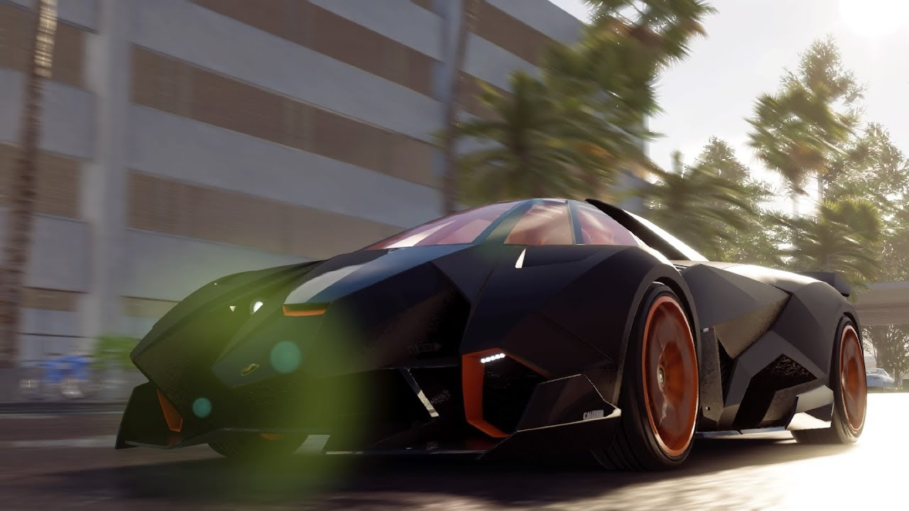 The Crew 2 Gameplay Lamborghini Egoista 2013 Hotshot Update