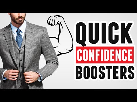 10 Quick Tips To Level Up Confidence (Backed By Science)