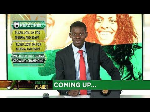 Le Nigeria et l'Égypte premiers pays africains qualifiés au Mondial 2018