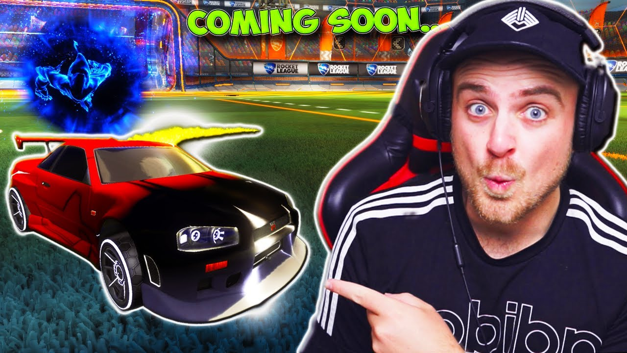 THE BEST CAR IN ROCKET LEAGUE | Coming VERY Soon...