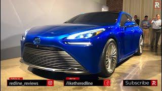2021 Toyota Mirai Concept – Redline: First Look