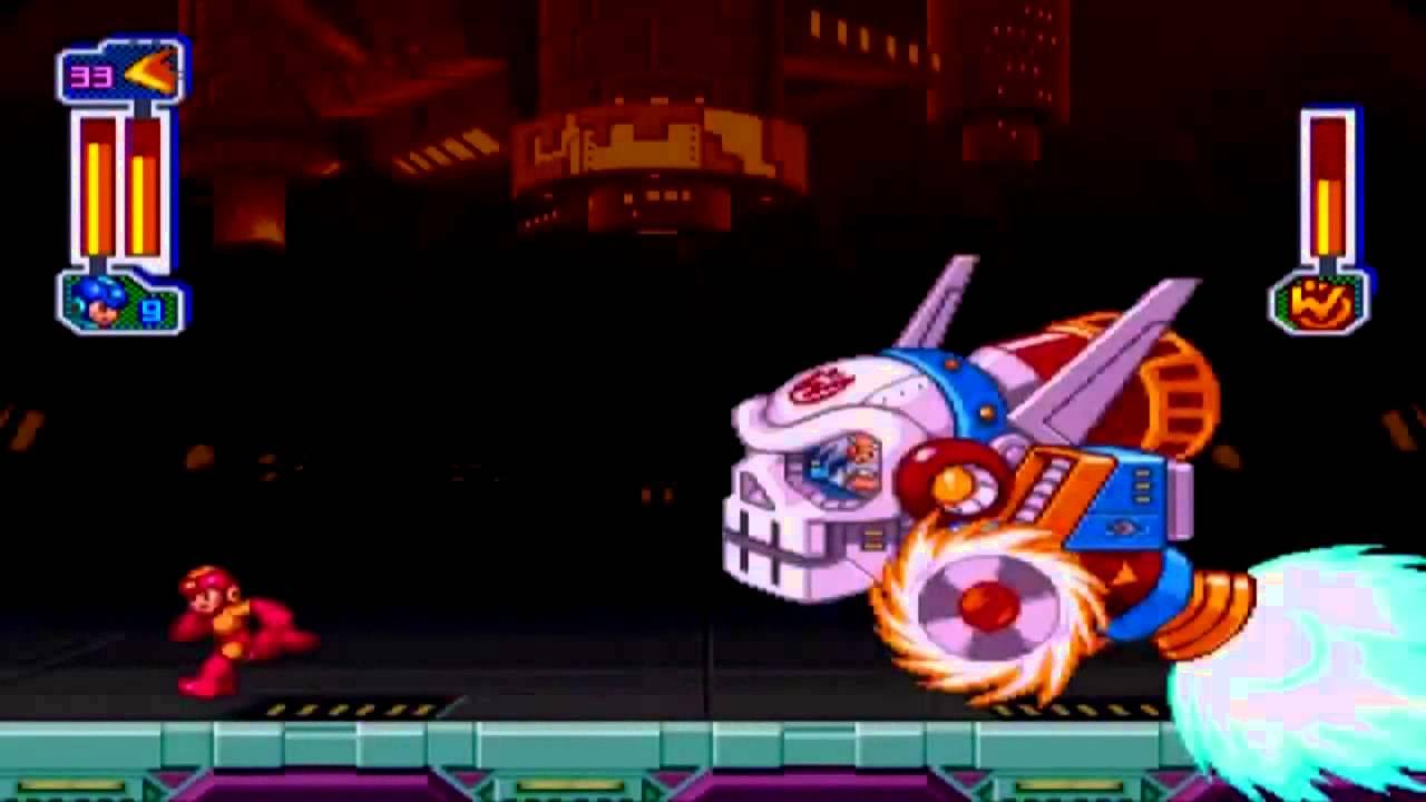 wily machine 9