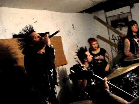 total chaos east la punk gig