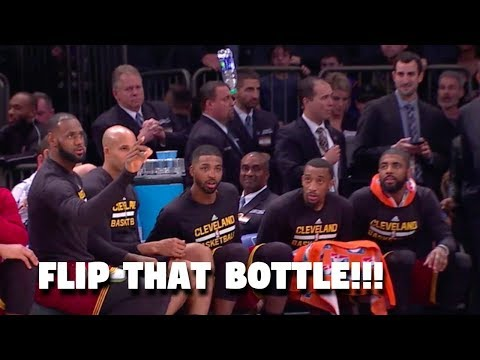 "NBA ""THAT BENCH"" Moments"