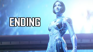 Halo 5 Guardians Walkthrough Part 11 - ENDING (Gameplay Let