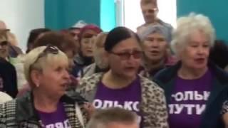 Штурм штаба Навального в Краснодаре 18 05 17