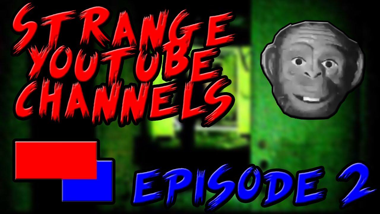Strange Photos On Youtube