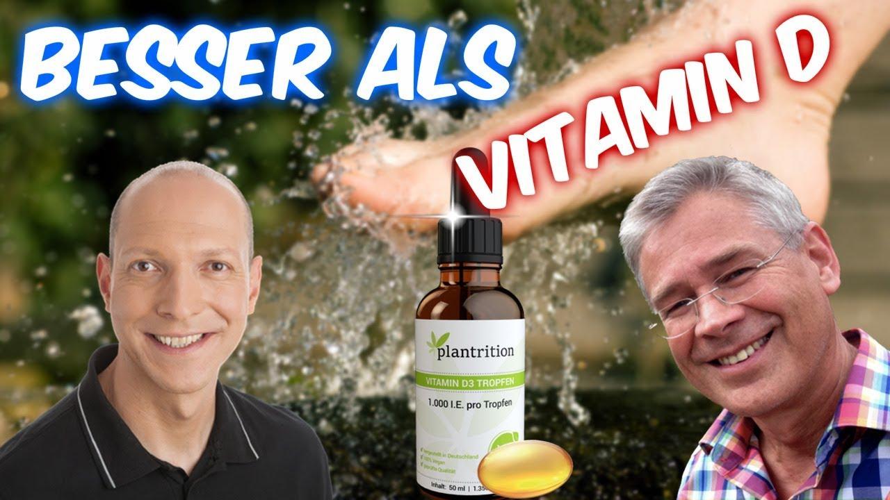 BESSER ALS VITAMIN D | Dr. von Helden über Kneipp, Calcium & B12