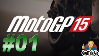 MotoGP 15 - Gameplay ITA - Carriera #01 - Si parte