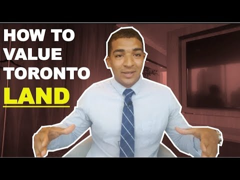 How to Value Land in Downtown Toronto | CRELIBRARY Tutorial #1