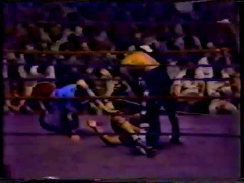 1/5 Classic Memphis TV 07-19-1980 Wrestling