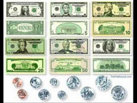 F.T.W Money Paper Cash