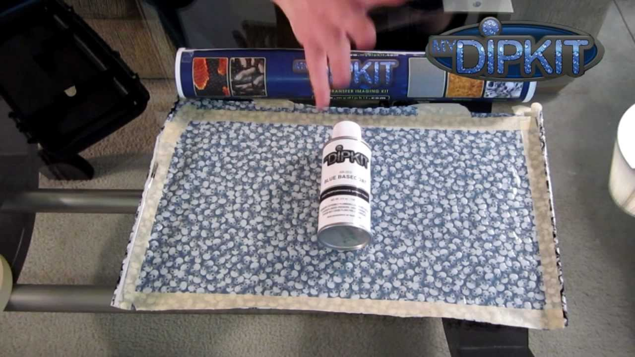 How to use mydipkit part 1 how to prepare hydrographic film diy how to use mydipkit part 1 how to prepare hydrographic film diy solutioingenieria Choice Image