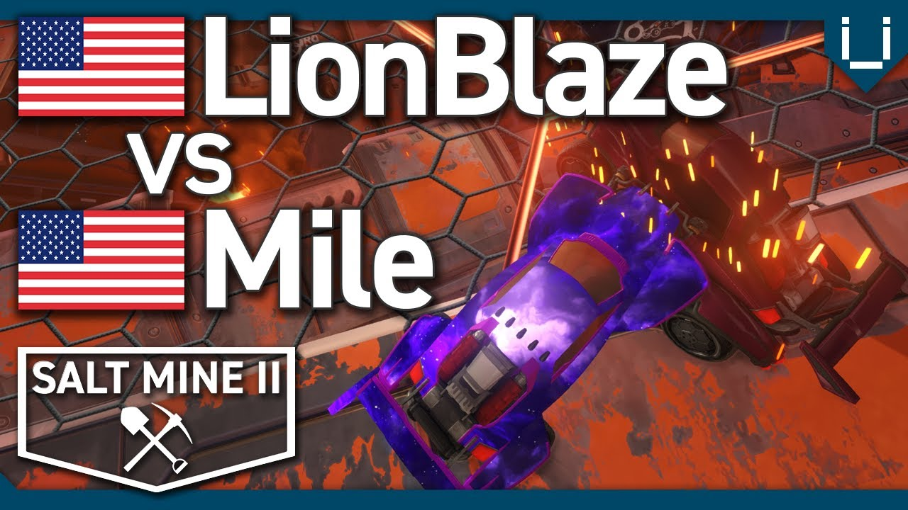 Semi Final | LionBlaze vs Mile | Salt Mine 2 EU