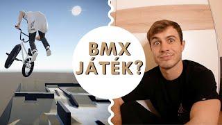 Kipróbálom a BMX-ES JÁTÉKOT!!!