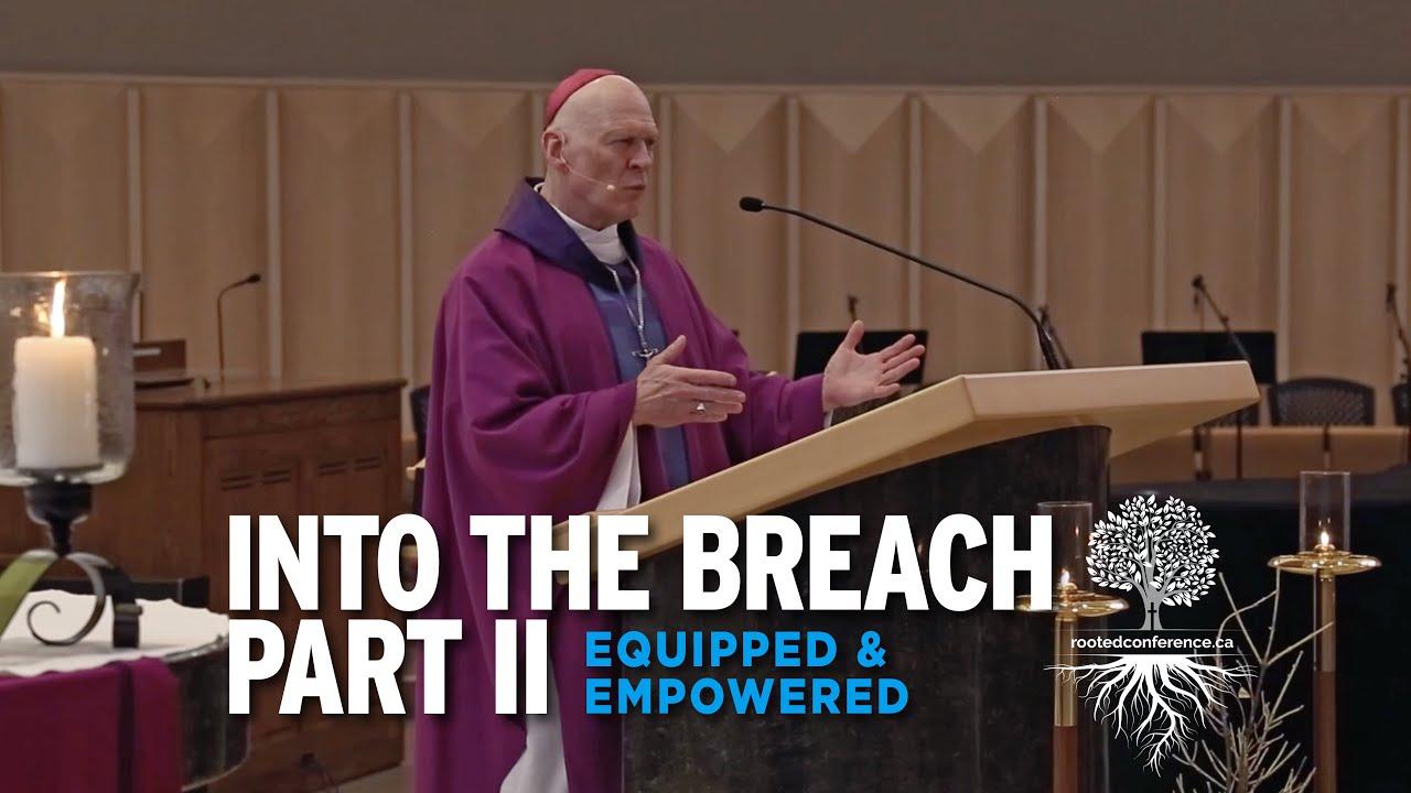 Rootedconference 2020 - Bishop Mark Hagemoen's Homily