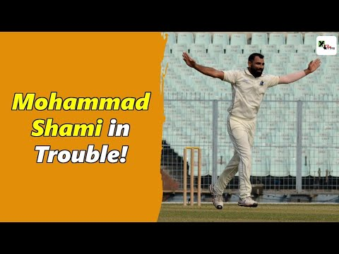 OMG! Mohammad Shami in trouble after breaching BCCI's order