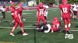 Sylvester Wildcats vs. Chinook Thunderbirds Week 1 (Full Game) 2019