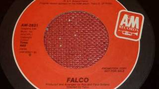 Falco - Rock Me Amadeus (Canadian Version) 45rpm