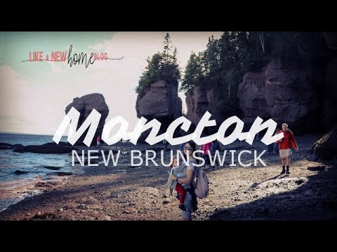 MONCTON - New Brunswick - Canadá