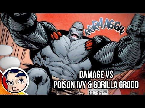 """Damage (DC's Hulk!) """"Vs Poison Ivy"""" - New Age of Heroes Mp3"""