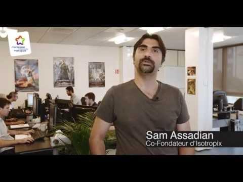 French Tech - société ISOTROPIX VF