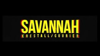 Смотреть клип Krestall / Courier - Savannah
