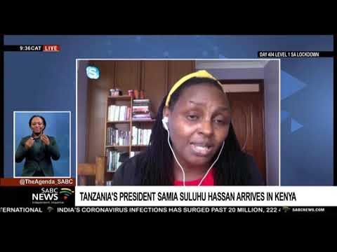 East Africa Integration   Tanzania's President Samia Suluhu Hassan set to visit Nairobi