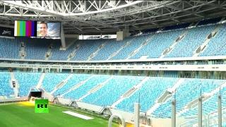 Спецэфир RT по случаю старта Кубка конфедераций — 2017