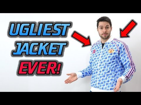 IS THIS THE UGLIEST JACKET EVER? - What's In My Soccer Bag October 2017