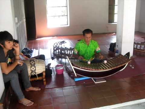 Thai typical musical instrument