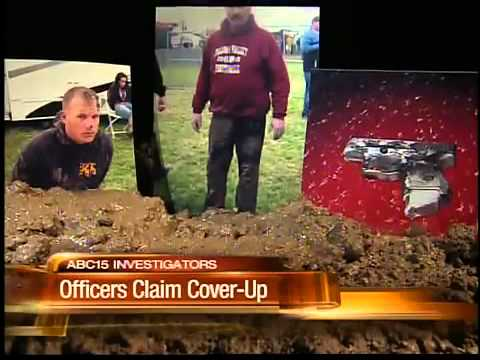 Police officers cover up arrest scandal at Country Thunder ...