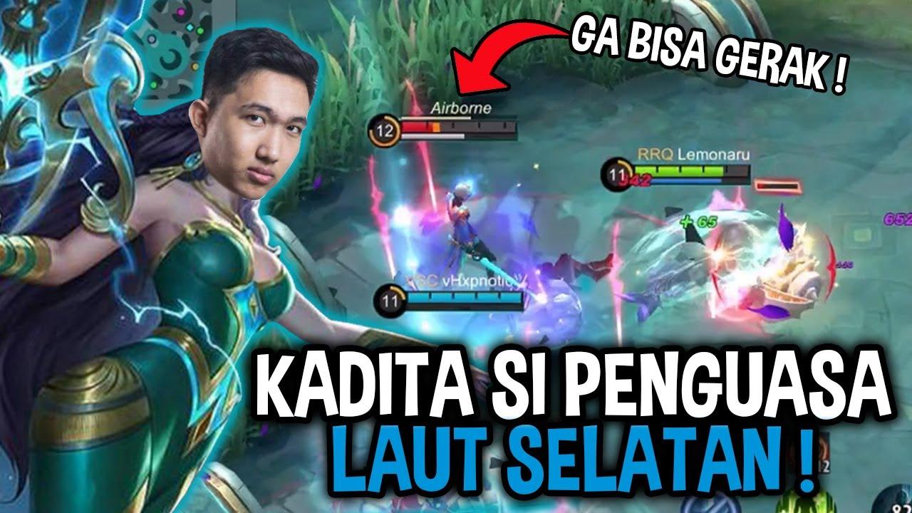 KADITA IS BACK GUYS ! - Mobile Legends