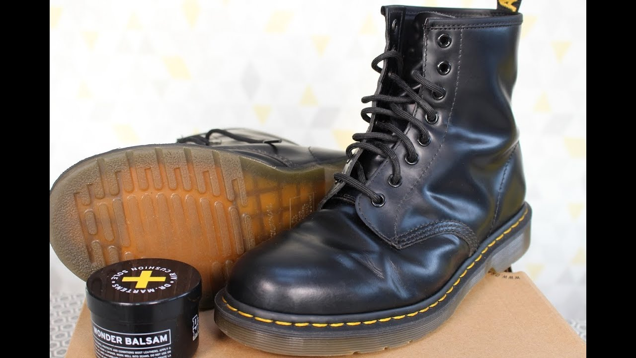 BREAK IN   SIZING Dr Martens Classic
