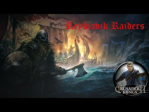 CK2: Reykjavik Raiders: Episode 20