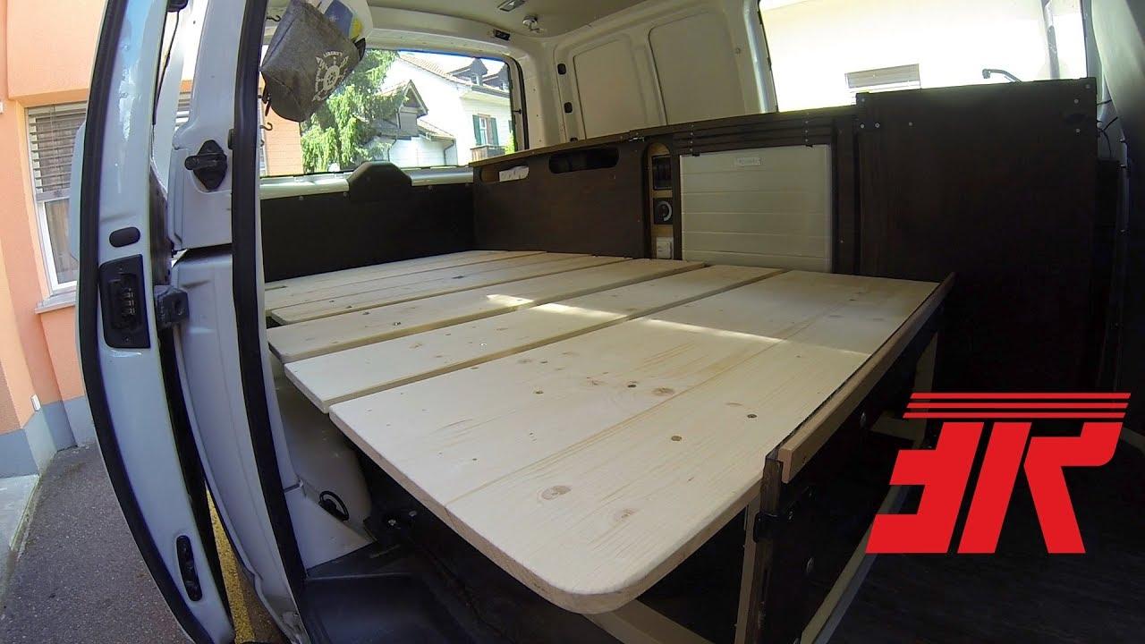 bettsofa f r vw t5 camper part 1 0 youtube. Black Bedroom Furniture Sets. Home Design Ideas