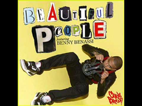 Chris Brown - Beautiful people (Douglas M Remix)