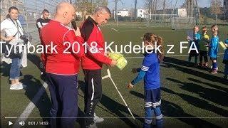 CZ1-Kudełek Z Podwórka Na Stadion o Puchar Tymbarku 2018/19 - FA Bolesławiec-Rozpoczęcie
