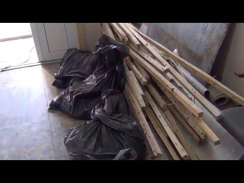Елизаветинская свалка и помойка. Нецелевое использование административного здания 30.03.2016