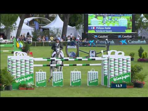 Longines Global Champions Tour of Madrid Round 2