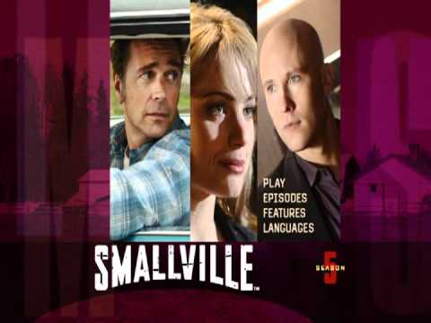 Download Smallville Season 5 DVD Menu Intro
