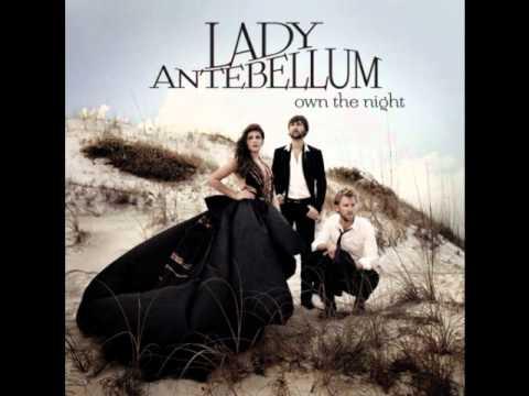 Lady Antebellum  Just A Kiss w Lyrics
