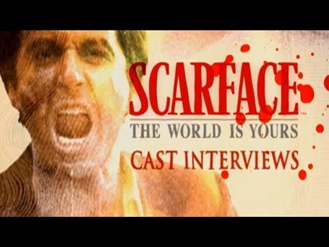 Scarface: The World Is Yours (2006 game) - All Cast Interviews