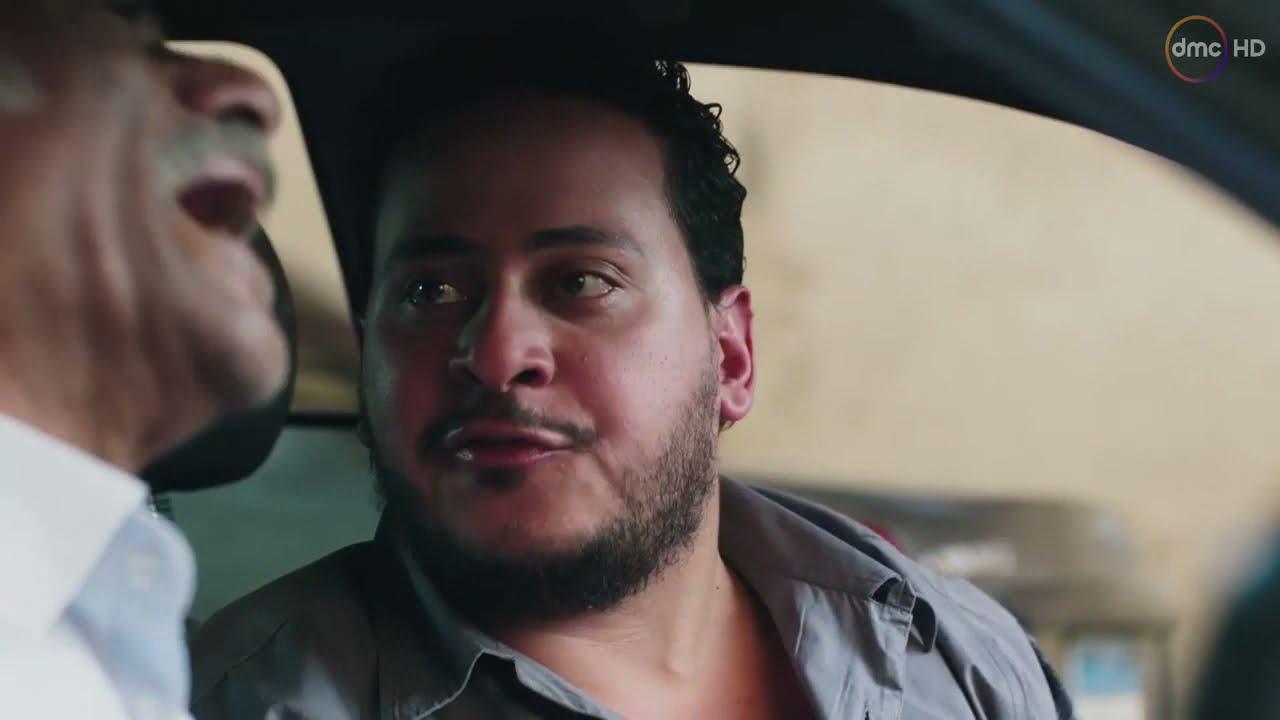 أقوى مشهد كوميدي لـ كريم عفيفي مع سيد رجب في التاكسي #رمضان_كريم