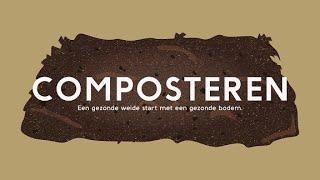 Het zwarte goud: compost van paardenmest