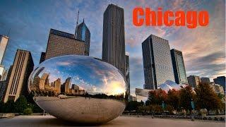 Красивые города, красивая музыка. Чикаго (Chicago)(Красивые города планеты.Чика́го — третий по числу жителей (после Нью-Йорка и Лос-Анджелеса) город США, второ..., 2016-03-24T18:37:04.000Z)