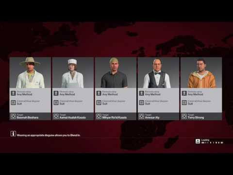 Bad For Business (1:42) - Player Contract - HITMAN